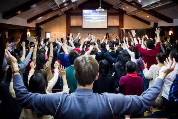 Worship at our Sillim sanctuary located in Seoul.